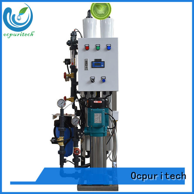 Ocpuritech commercial water purification systems manufacturer manufacturer for chemical industry
