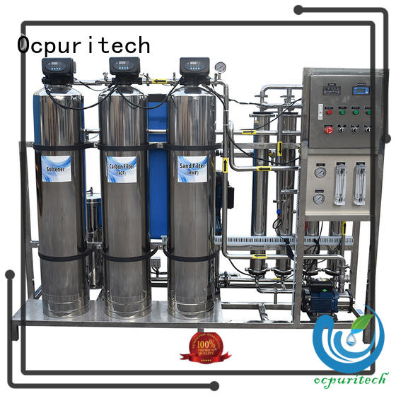 Ocpuritech water purification suppliers from China for factory