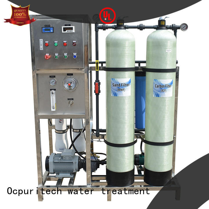 Ocpuritech hot selling water treatment manufacturers customized for factory