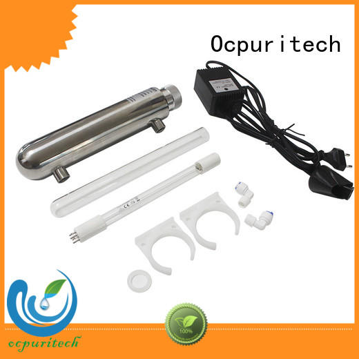 Ocpuritech commercial uv sanitizer inquire now for chemical industry