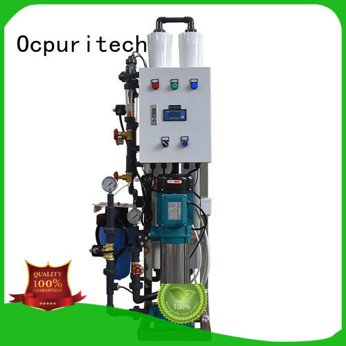 Ocpuritech reverse osmosis filter personalized for food industry