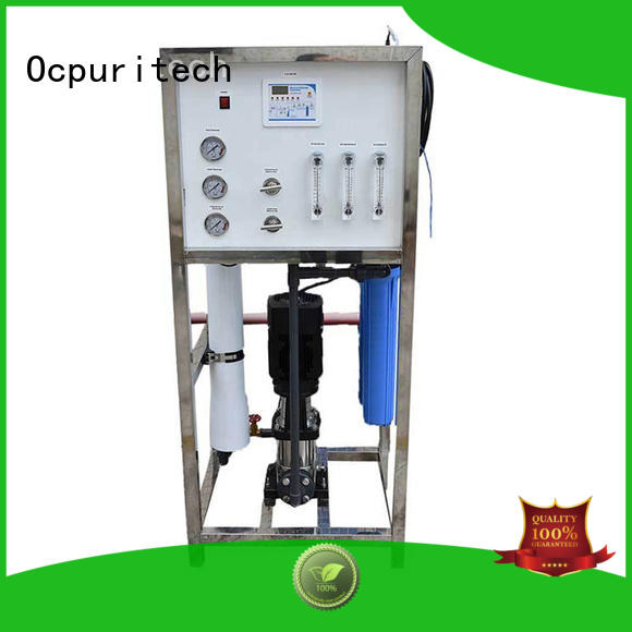 Ocpuritech industrial reverse osmosis unit for agriculture