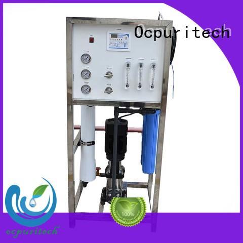 Vontron hotel Ocpuritech Brand ro water filter