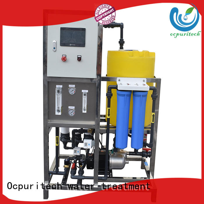 Ocpuritech quality ro plant supplier directly sale for industry
