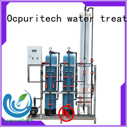 Ocpuritech excellent deionized water system factory for household