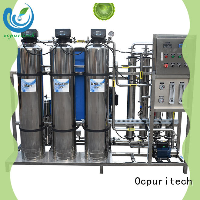 Ocpuritech water treatment equipment manufacturers manufacturer for chemical industry