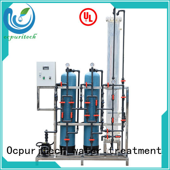 4000lph water treatment manufacturers from China for industry