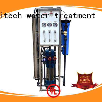 ro machine manufacturer for four star hotel
