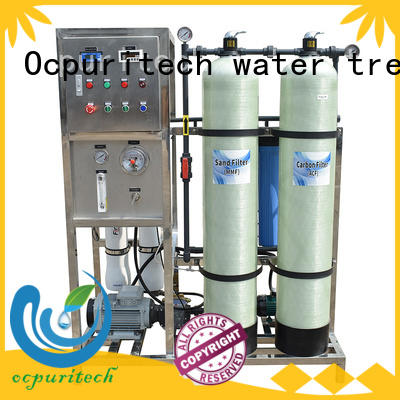 Ocpuritech seawater seawater desalination manufacturer for industry