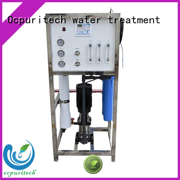 Ocpuritech industrial industrial ro system factory price for seawater
