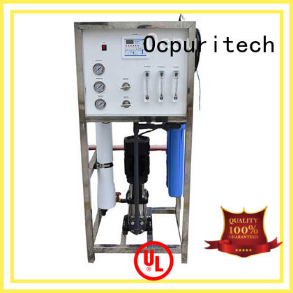 Ocpuritech commercial ro system personalized for seawater