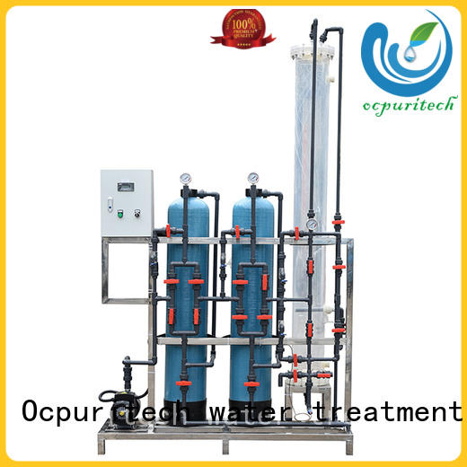 2000lph water treatment systems from China for chemical industry