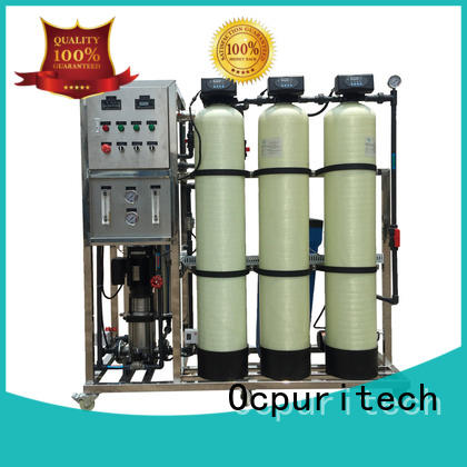 reverse osmosis machine supplier for food industry Ocpuritech