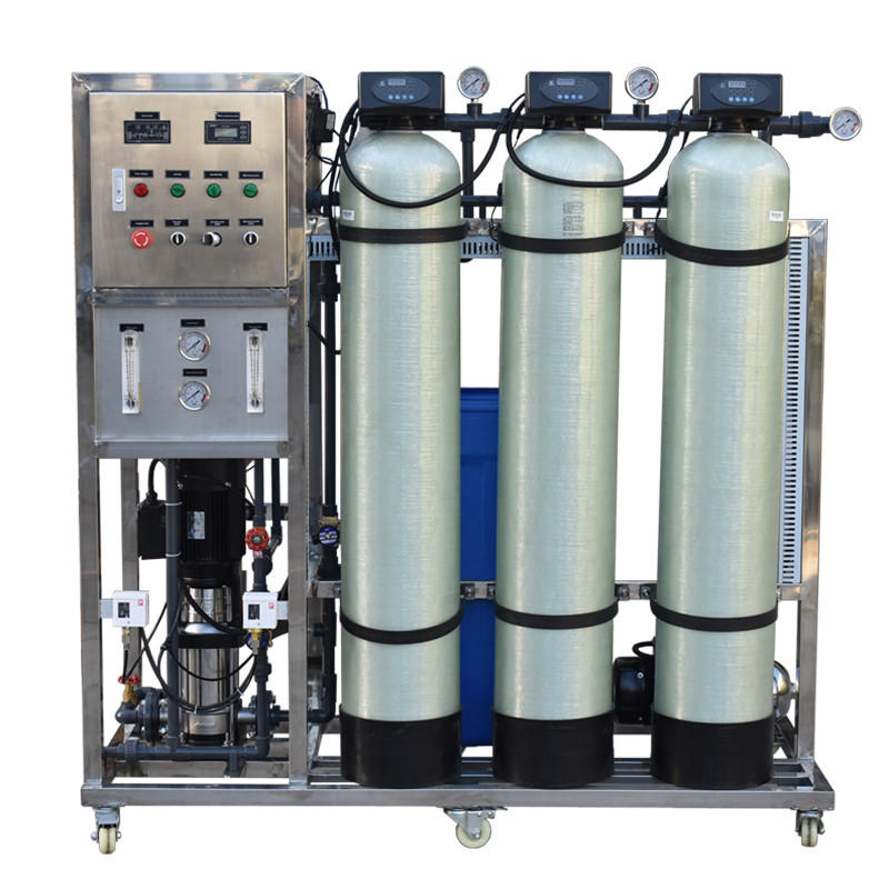 Popular reverse osmosis system 250liter per hour for drinking water China factory-1