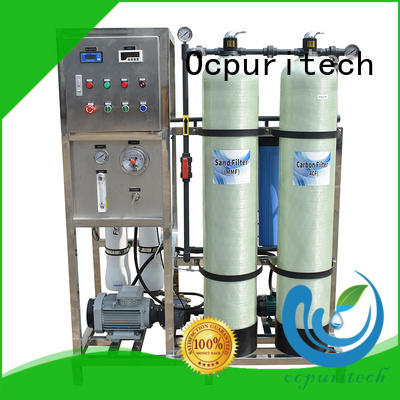 Ocpuritech water treatment systems directly sale for industry