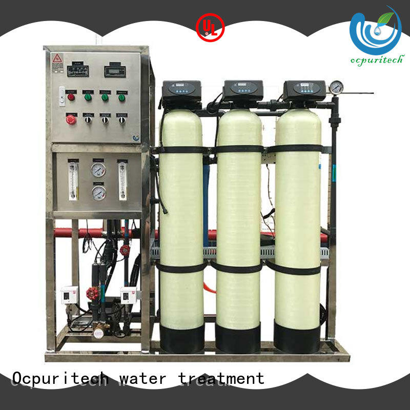 ro filtration system for food industry Ocpuritech