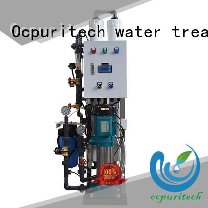 hot selling water treatment equipment suppliers customized for chemical industry