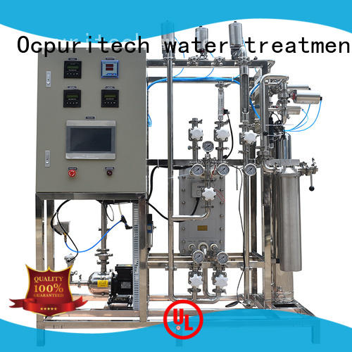 industrial electrodeionization supplier for food industry