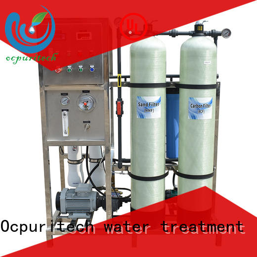 Ocpuritech 4000lph water treatment systems directly sale for chemical industry