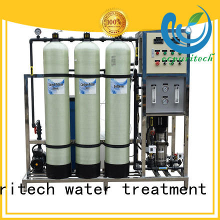Ocpuritech industrial well water filtration system wholesale for agriculture