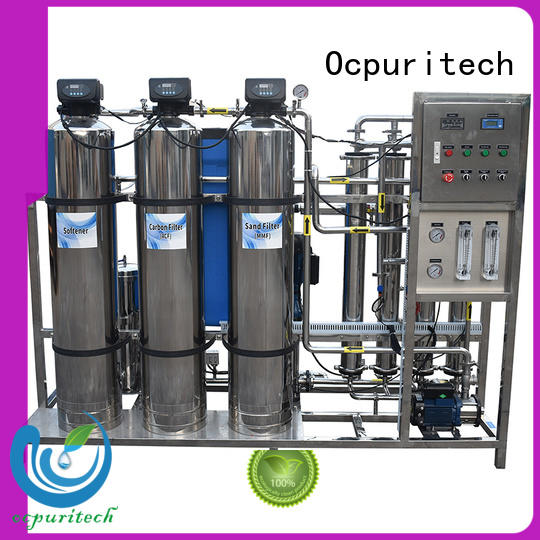 Ocpuritech commercial ultrafiltration system manufacturers directly sale for industry