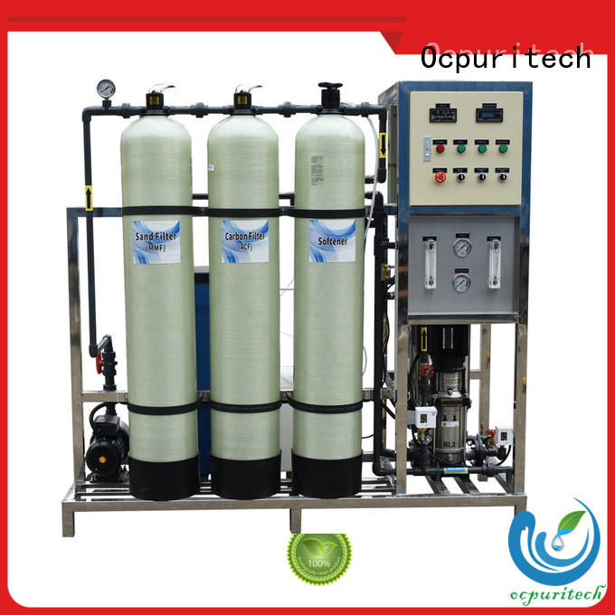 Ocpuritech osmosis reverse osmosis machine supplier for food industry
