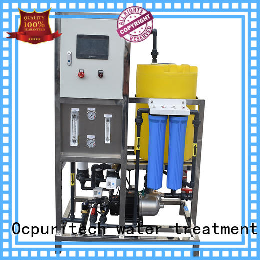 reliable supplier for seawater
