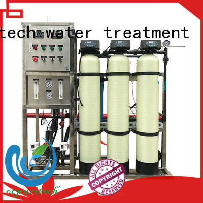 Ocpuritech new reverse osmosis unit supplier for agriculture