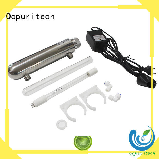 Ocpuritech industrial water filter parts manufacturer for industry