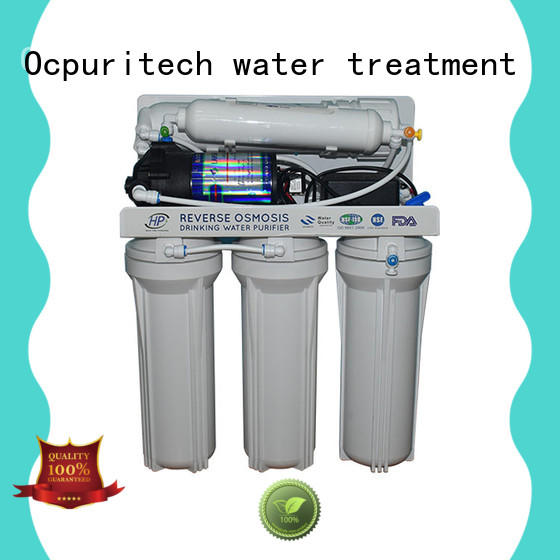 Ocpuritech industrial ro plant suppliers factory price for agriculture