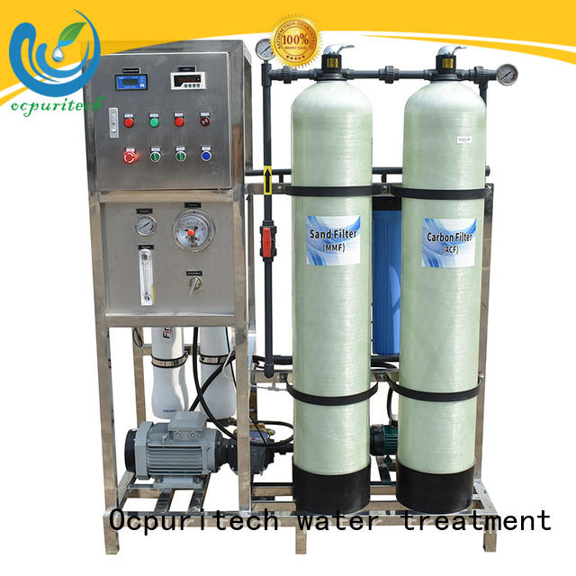 commercial water desalination customized for industry