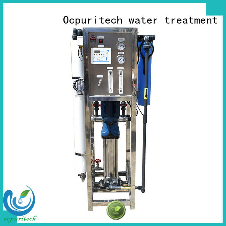 Ocpuritech 4000lph water treatment systems from China for factory