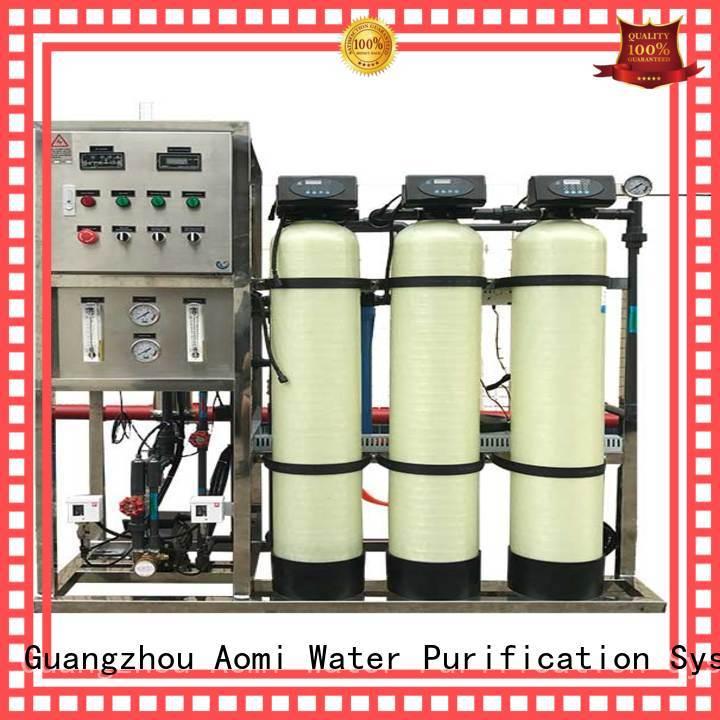 Ocpuritech Brand purifier plant mineral ro water filter filter