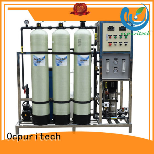 best ro water plant price mineral supply for food industry