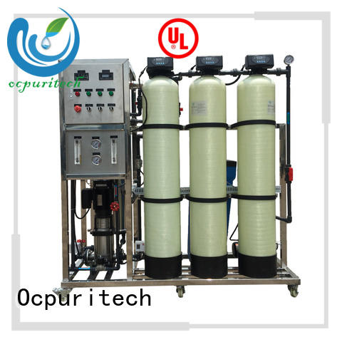 reliable reverse osmosis water system equipment supplier for seawater