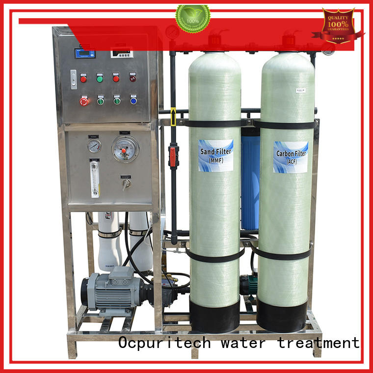 industrial seawater desalination reverse manufacturer for industry