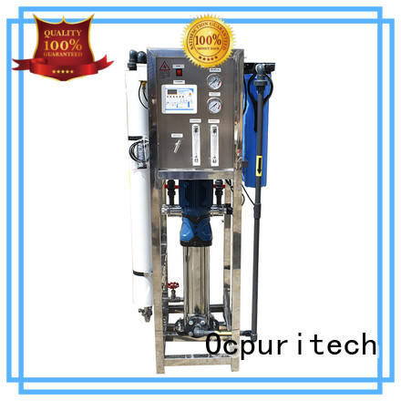 industrial water purification plant manufacturers from China for industry