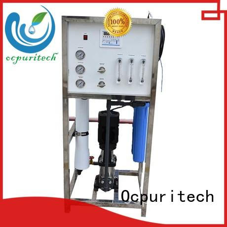 Dow RO Membrane hotel Water Purification Ocpuritech Brand ro water filter manufacture