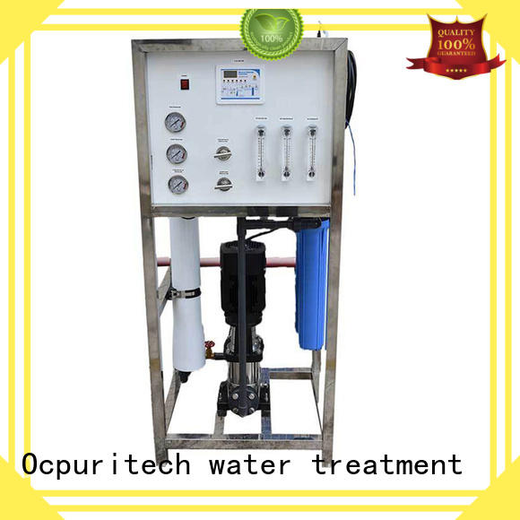 Ocpuritech durable reverse osmosis water system wholesale for food industry
