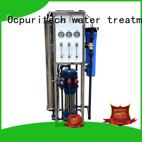 Ocpuritech reliable industrial reverse osmosis water system supplier for agriculture