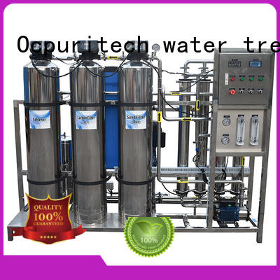 Ocpuritech durable ro water system factory price for seawater