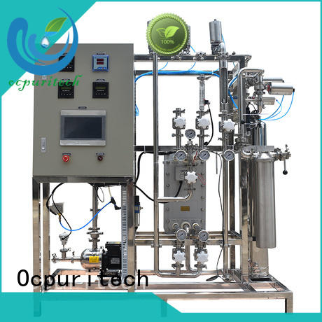 electrical electrodeionization supplier for food industry