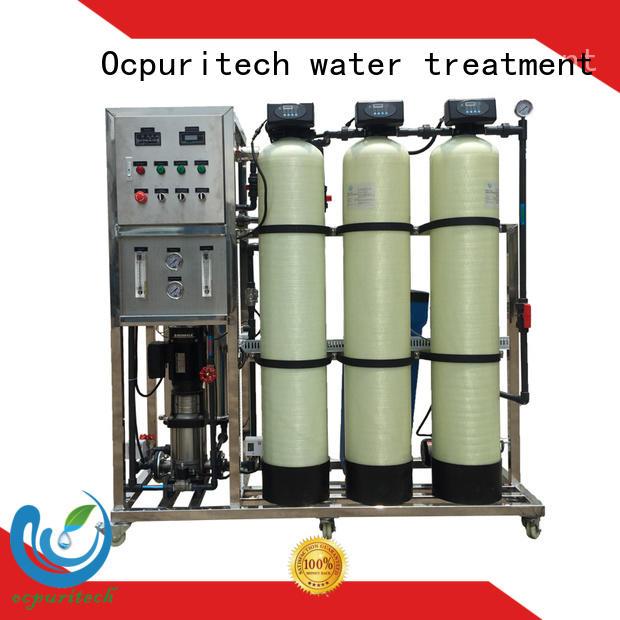 Ocpuritech industrial ro plant household