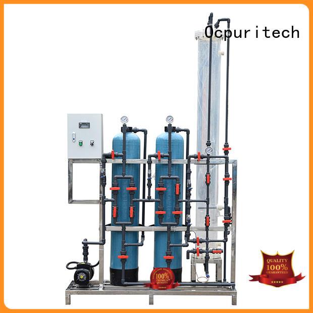 Ocpuritech 500lph water purifier manufacturers manufacturer for factory