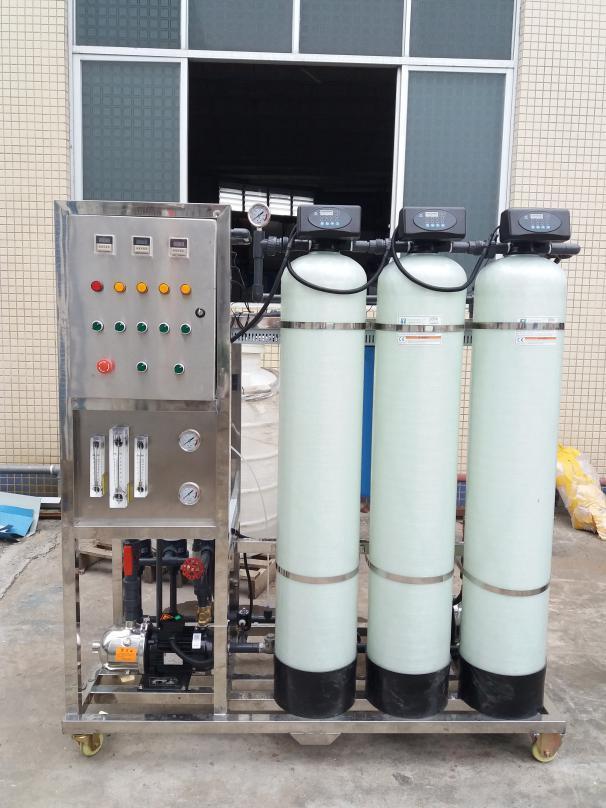 Ocpuritech-Uf Filter, 500lph Drinking Water Treatmentpurification Ultrafiltration-1
