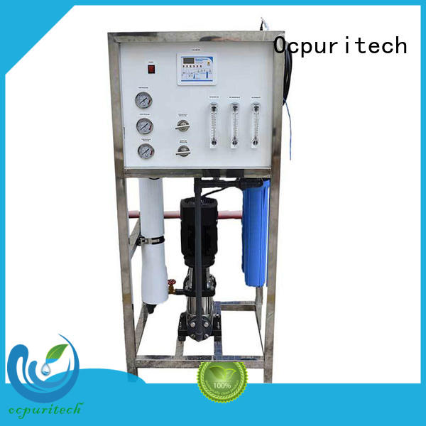 industrial commercial reverse osmosis system gpd personalized for food industry
