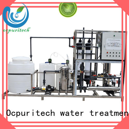 Ocpuritech stable ultrafiltration system manufacturers personalized for agriculture
