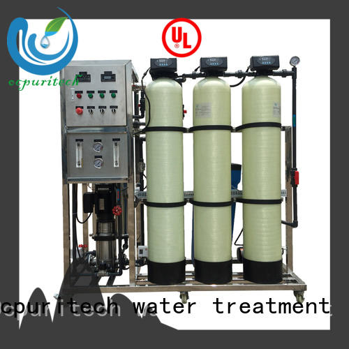 purification ro plant industrial supplier for seawater Ocpuritech