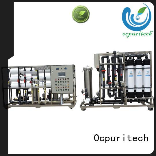 Ocpuritech industrial ultrafiltration filter for food industry