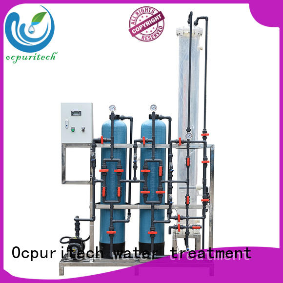 Ocpuritech excellent deionizer with good price for household